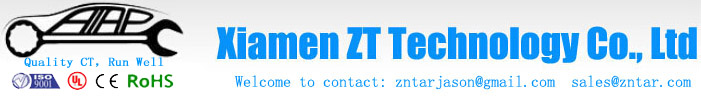 Xiamen ZT Technology Co., Ltd.  Email: sales@zntar.com   zntarjason@gmai.com