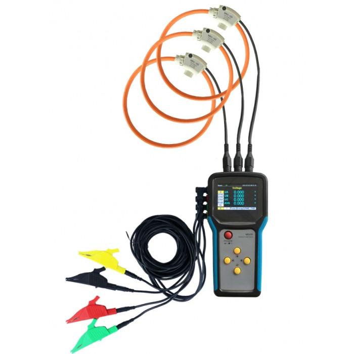 ME435 Rogowski Coil Handhold Power Meter